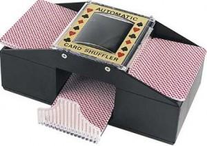 Deck Card Shuffler